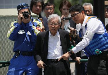 【激怒】上級国民 飯塚さん、裁判中に寝て被害者遺族の感情を逆撫でしてしまう…