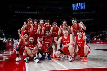 【東京五輪】女子バスケ 日本、銀メダル!!歴史に残る試合で国民を感動させてしまうwww