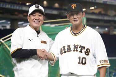 【朗報】巨人・中田翔さん移籍後初戦、5番ファーストでスタメンへwwwwwwww