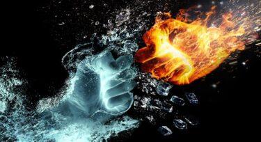 【実験】YouTuber「ドライアイスに溶岩をかけたらどうなるか試したろw」←結果wwwww