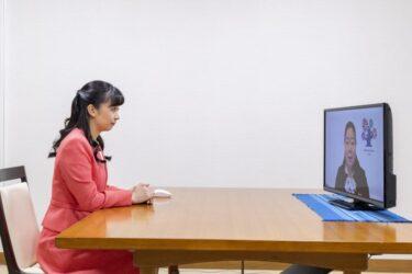 【悲報】佳子さまのパソコン、キーボードがないwwwwwwwwwwwwww